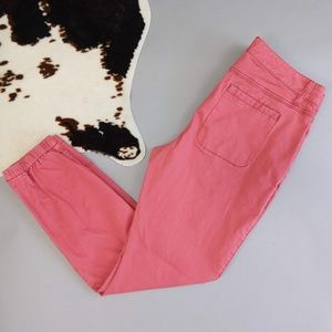 NEW Cabi The Hutton ankle pants Nantucket Red 5178